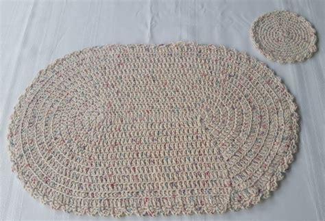 cotton oval place mats crochet placemats cotton coasterscrochet coasterround coastersbeige
