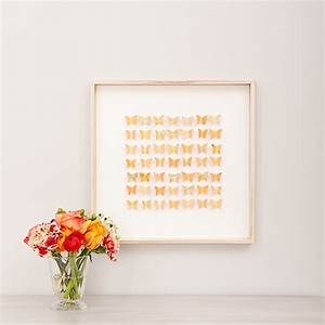 Schmetterlinge Basteln 3d : 3d schmetterlinge basteln gratis anleitung kostenlos lesen ~ Orissabook.com Haus und Dekorationen