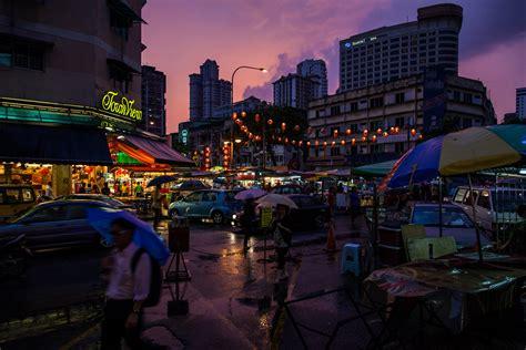 kuala lumpur asian street food