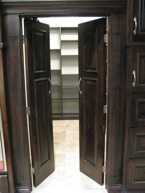 hidden pantry contemporary closet  metro  custom storage solutions