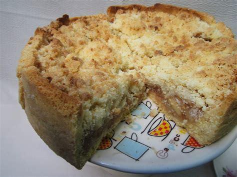 Kuchen De Migas  Cocina Chilena