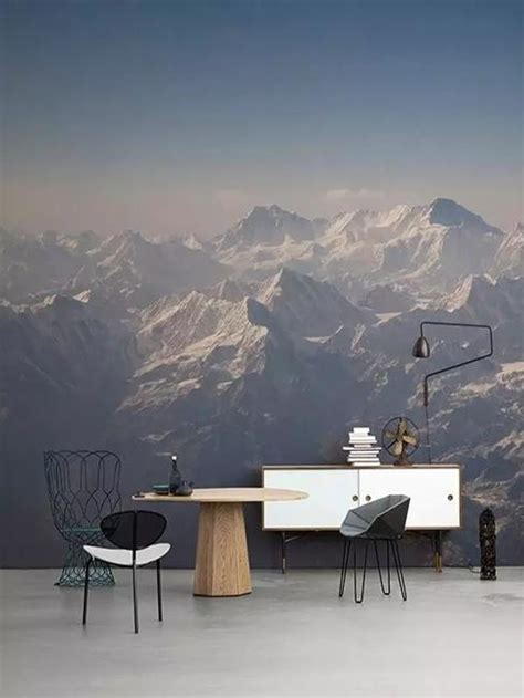 modern wallpaper adding breathtaking  designs  wall