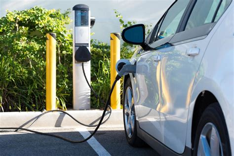 electric car charging stations  california growth laws