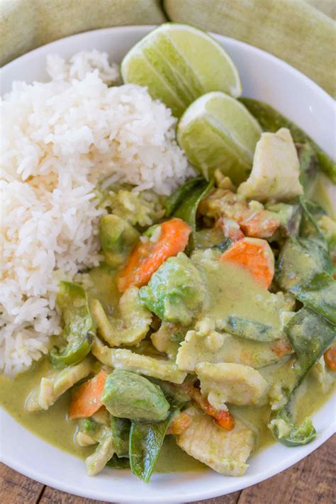 thai kitchen green curry thai green curry dinner then dessert 7174