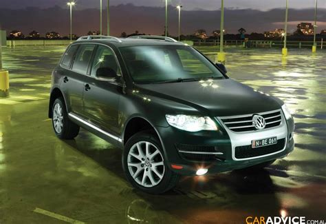 Vw Touareg 7 Passenger by 2008 Volkswagen Touareg 7l Pictures Information And