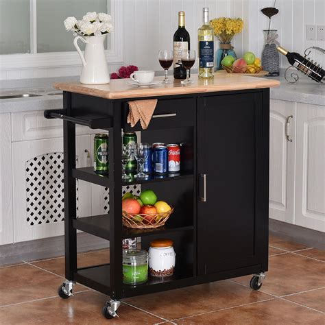 contemporary kitchen cart benefits of using rolling kitchen islands blogbeen 2470
