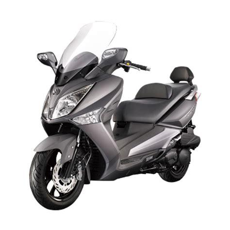 Sym Gts 250i by Jual Sym Gts 250i New Grey Sepeda Motor Dp 27 000 000