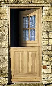 porte d39entree fermiere frake serrure 4 points avec seuil With porte de garage enroulable avec porte fermière pvc