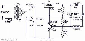 U0026gt Charger Circuit For Smf Batteries