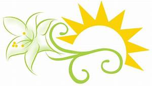 Easter lily clipart black and white ourclipart jpg - Clipartix