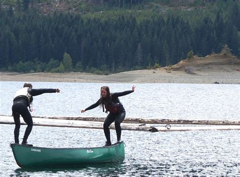 canoe instructor  canadian outdoor leadership training