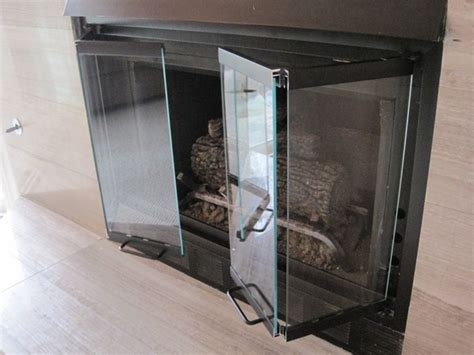 replacement fireplace doors replacement fireplace doors contemporary living room