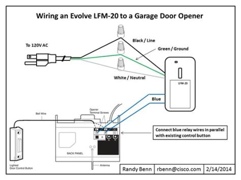 Schematic Diagram For My Garage Door Opener by The World S Catalog Of Ideas