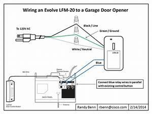 Link Door Controls Wiring Diagram For Garage