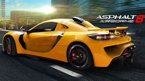 Asphalt 8 Gets New Features, New Cars In Update 20