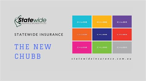 The 'new' Chubb Insurance - Statewide Insurance Brokers