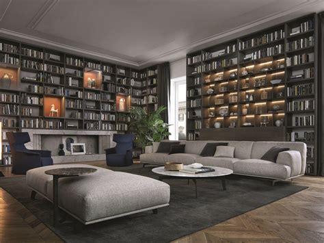 Librerie Poliform by Libreria Componibile In Legno Wall System Poliform