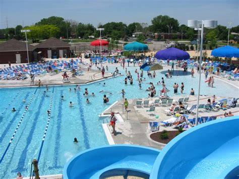 Facilities / Munster Community Pool / Town Of Munster, In