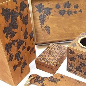 Pyrogravure Sur Bois Professionnel : pyrogravure sur bois modele ~ Nature-et-papiers.com Idées de Décoration