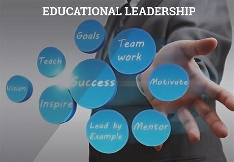 reinventing educational leadership page design web