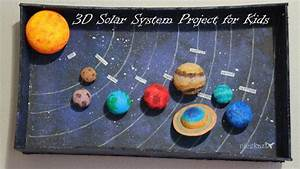 How to make 3D Solar System Project for Kids | FaveCrafts.com