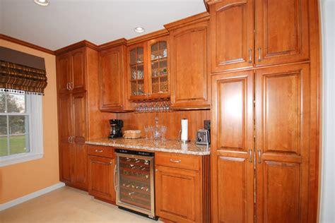 Frederick, Md Kitchen Remodel  Traditional  Kitchen. Colonial White Granite. Burton Lumber. Modern Barstool. Kohler. Bathroom Tubs. Easy Closet. Kitchen Colors With Oak Cabinets. Bidet Toilet Combo