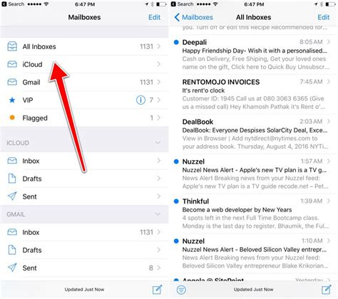 best iphone email app ios the best email apps cio