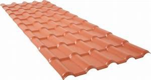 Bac Acier Point P : plaque couverture toit imitation tuile ~ Dailycaller-alerts.com Idées de Décoration