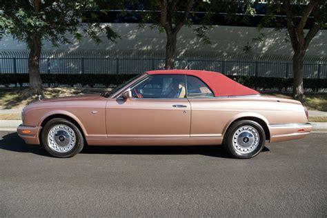 2001 Rolls Royce Corniche by 2001 Rolls Royce Corniche Stock 504 For Sale Near