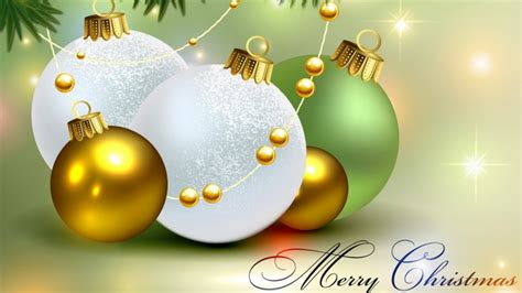 globos  arbol de navidad guirlandas fondos de