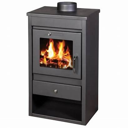 Wood Burning Deluxe Estufa Chimenea Stove Brenner