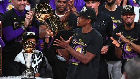 Rajon Rondo becomes the first player to win an NBA ...