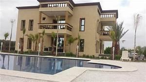Maison Au Maroc : villa moderne au maroc ~ Dallasstarsshop.com Idées de Décoration