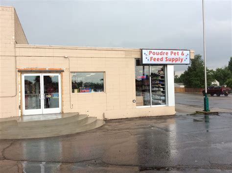 poudre pet feed supply loveland co pet supplies