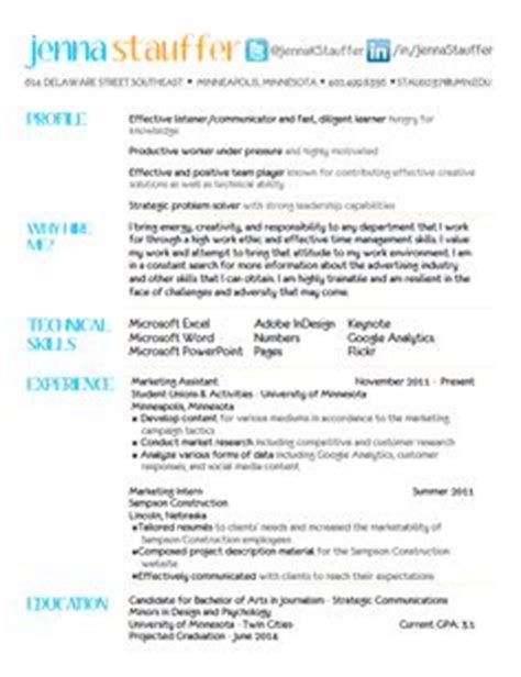 Your Resume More Appealing by Resume Creative Resume And Resume Design On