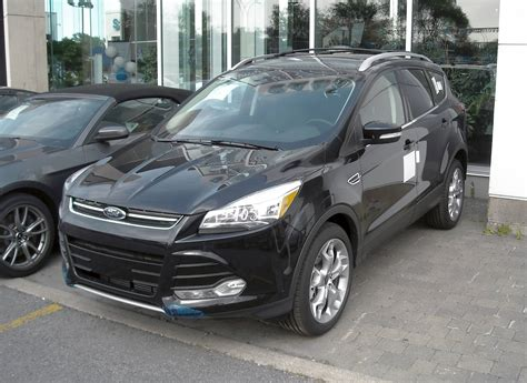 2014 Ford Escape Specs by 2014 Ford Escape Se 4dr Suv 1 6l Turbo Awd Auto