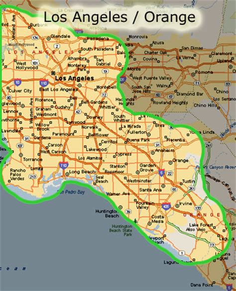Service Los Angeles by Orange County Wireless Service Provider Rate Quotes