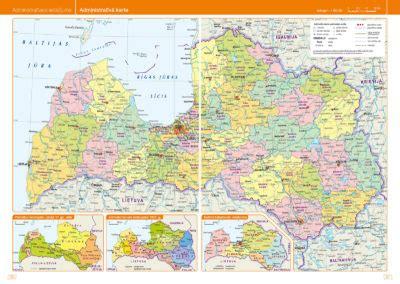Latvijas ģeogrāfijas atlants | Īpaši ieteicams ģeogrāfijas ...