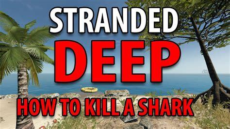 stranded deep water kill shark