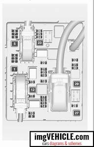 Opel Zafira Tourer C Fuse Box Diagrams  U0026 Schemes