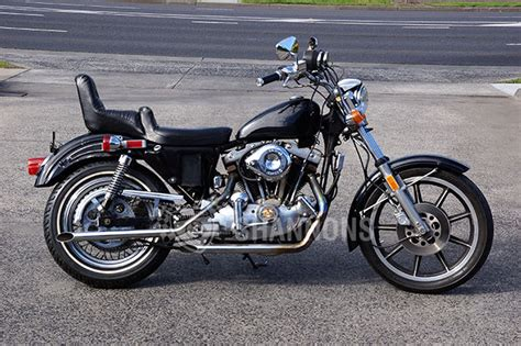 Sportster Motorcycles :  Harley-davidson Sportster 1000cc Motorcycle Auctions