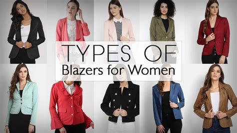24 Types Of Blazers For Women To Layer In Style