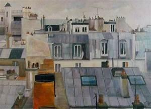 Peinture De Paris Poissy : artiste peintre roger folco ~ Premium-room.com Idées de Décoration