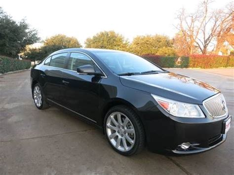 Buick Dallas Tx by Used Buick Lacrosse For Sale In Dallas Tx Carsforsale 174