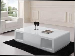 Table Basse Blanc Laqué Ikea : table basse alinea blanc laqu mobilier design d coration d 39 int rieur ~ Teatrodelosmanantiales.com Idées de Décoration