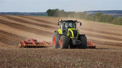 Fonctionnement Du Circuit Hydraulique Du Tracteur Agricole