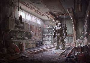 Fallout 4 - New Beautiful Screenshots and Artwork