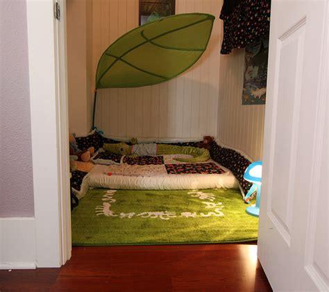24703 toddler floor bed yep my kid still sleeps in a closet our post crib