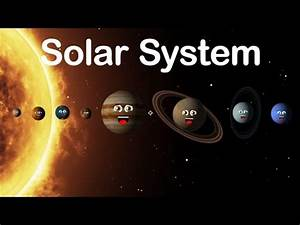 Solar System Song/Solar System/Planets/8 Planets Song ...