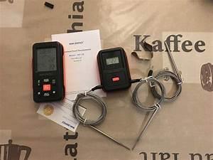 Kugelgrill Im Test : der inkbird irf 2s grillthermometer im test ~ Michelbontemps.com Haus und Dekorationen